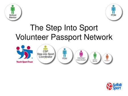 The Step Into Sport Volunteer Passport Network