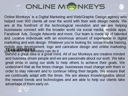 Website Development company | Online Monkeys