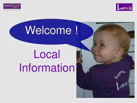 Welcome ! Local Information.