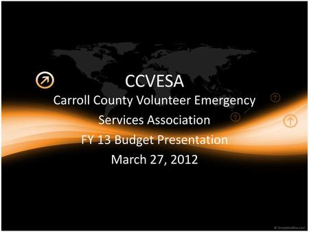CCVESA Carroll County Volunteer Emergency Services Association
