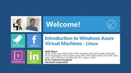 Introduction to Windows Azure Virtual Machines - Linux