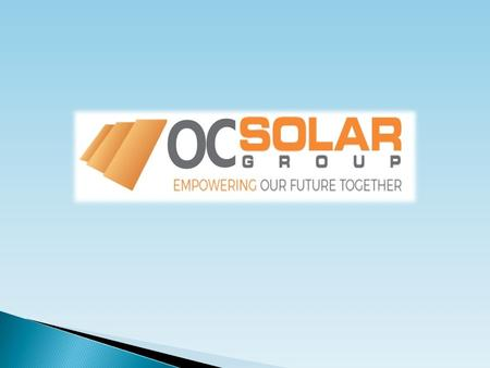 Perfect Solar Contractor Companies in Orange County