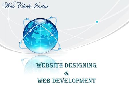 Website Designing & Web Development Web Click India.