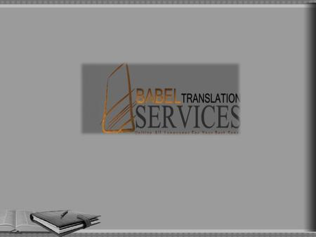 English & Chinese Translation Service in Bangkok, Thailand