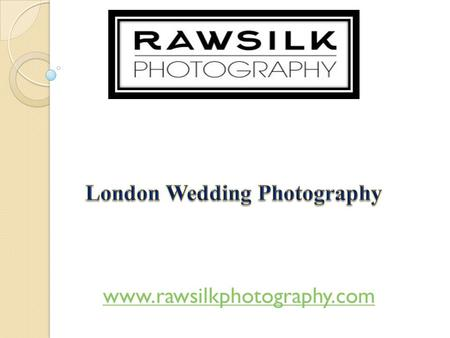 Stefan Lacandler is experienced professional wedding photographer in London. He specializes in candid wedding photographs.