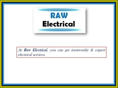 Find the Reliable Electrical Services in Macquarie Park