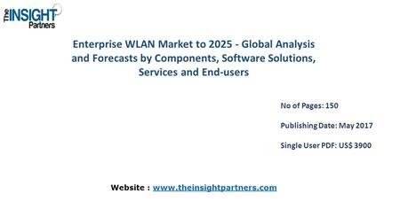 enterprise wlan market analysis cisco The statistic depicts the global revenue of the leading enterprise wlan vendors from 2012 to 2017 in the third quarter of 2017, cisco generated around 666 million u.