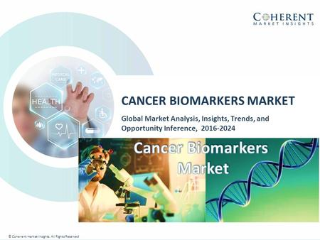 tumor marker testing market global Moreover, trends show that the global ca tumor marker testing market could  potentially be a lucrative field showing continued expansion owing to the  spiraling.