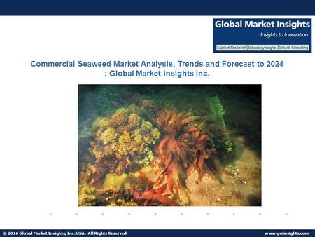 marketing analysis about seaweed Global seaweed market outlook 2017 152 seaweed market development analysis 16 seaweed market analysis 161 seaweed global export market analysis 1.
