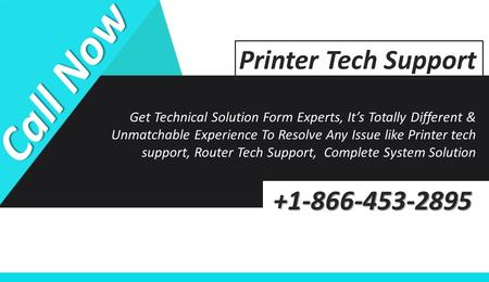 +$+$+1-866-453-2895 How To Get Dell Printer Tech Support Number?