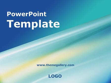 LOGO PowerPoint Template  Company Logo Contents Click to add Title.
