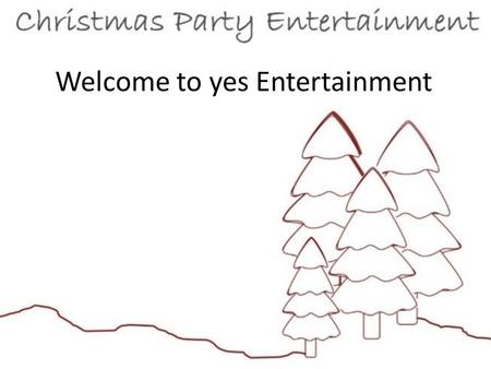 Christmas Party DJ and Entertainment London | Yesentertainment