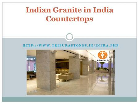 Indian Granite in India Countertops.