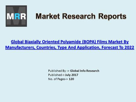 global and china biaxially oriented polyamide Biaxially oriented polyamide film, also known as bopa film the global bi-axially oriented polyamide films has been distributed over asia pacific the us and china are likely to constitute major shares in the bi-axially oriented polyamide films market in asia pacific and north america.