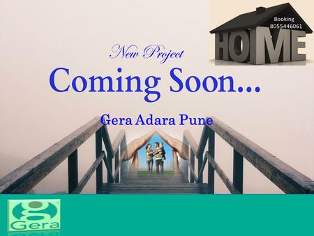 Hinjewadi New Project Gera Adara.