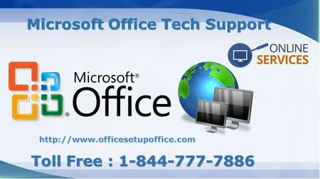 Microsoft Office Tech Support Toll Free :