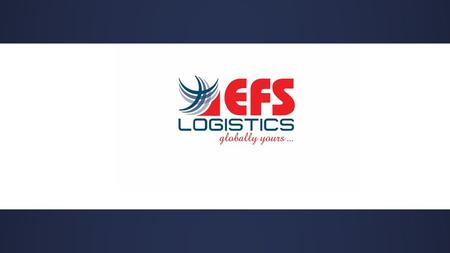 It all started Express Forwarding Services was formed in the year Within few years EFS achieved a remarkable growth in the Kingdom and expanded to.