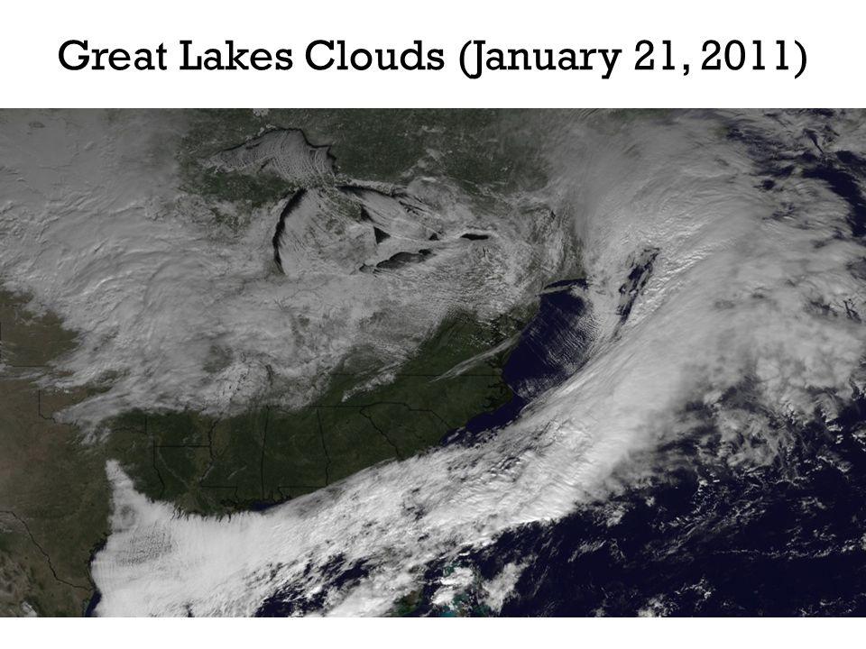 Observed January Precipitation in U.S.