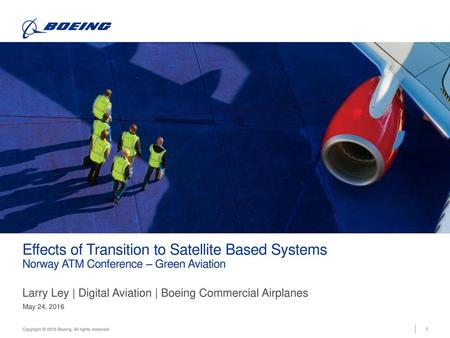 Larry Ley | Digital Aviation | Boeing Commercial Airplanes