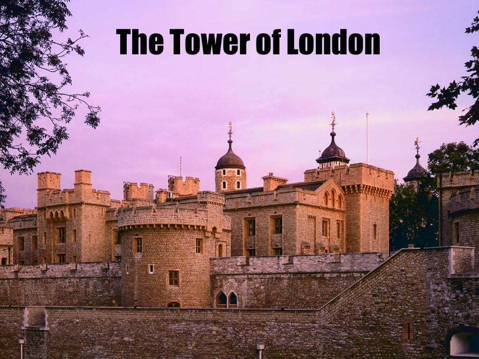 The tower of London is a series of building constructed around the White Tower built by King William the Conqueror in 1078 to control London.