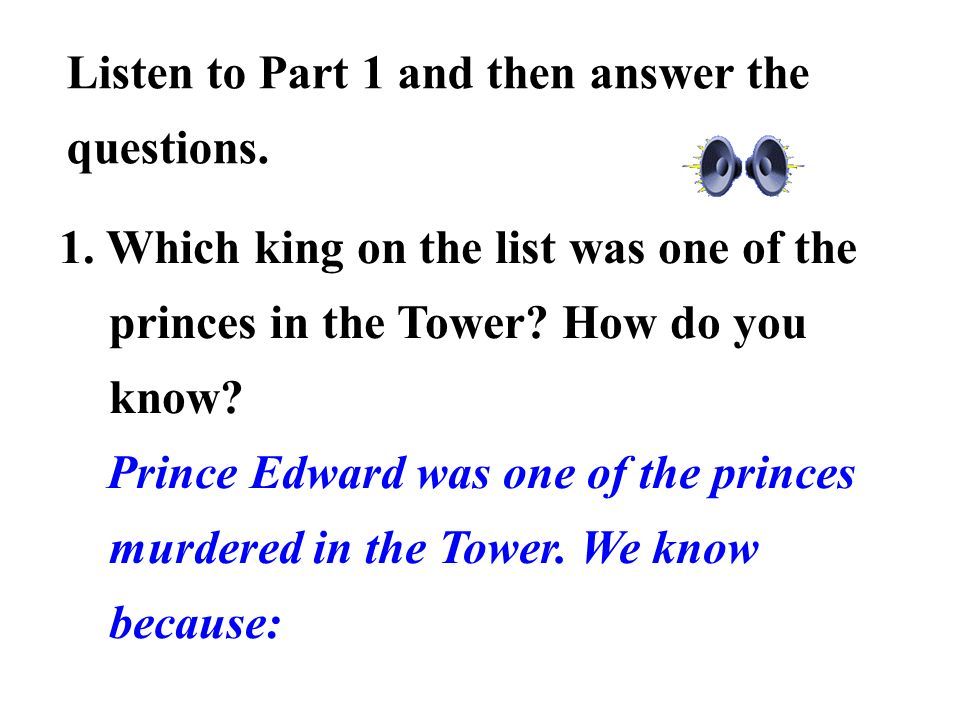 2.Who had the two princes killed.