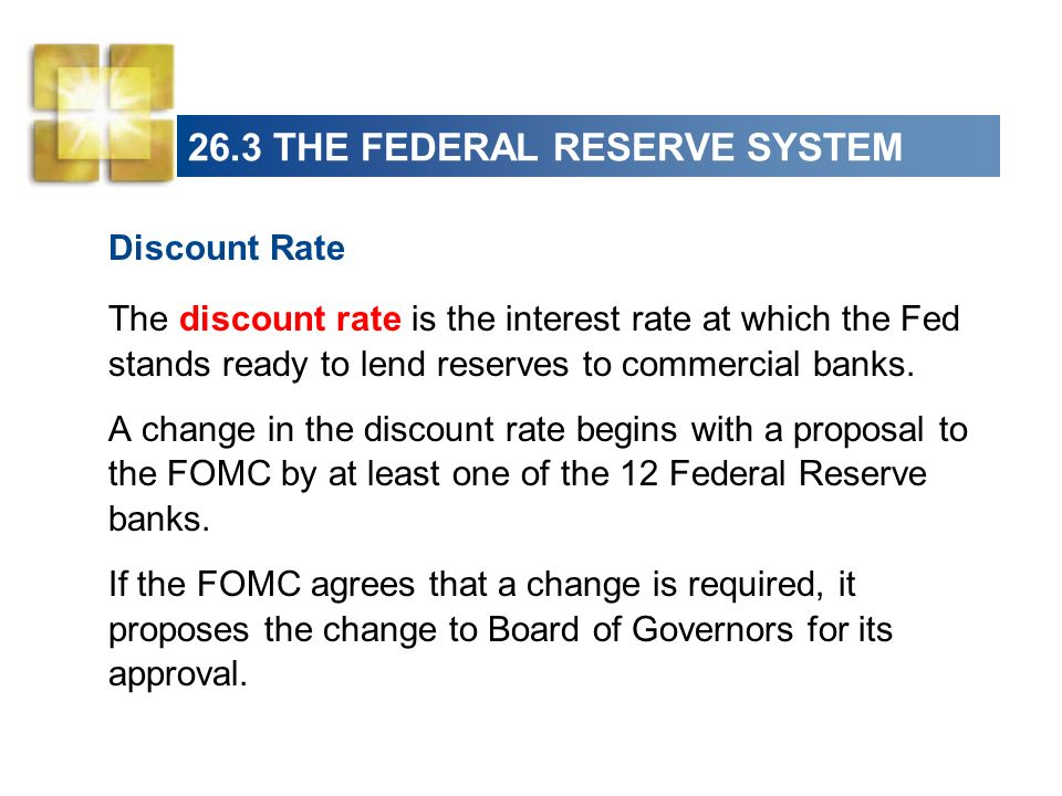 26.3 THE FEDERAL RESERVE SYSTEM Open Market Operations An open market operation is the purchase or sale of government securities by the Federal Reserve in the open market.