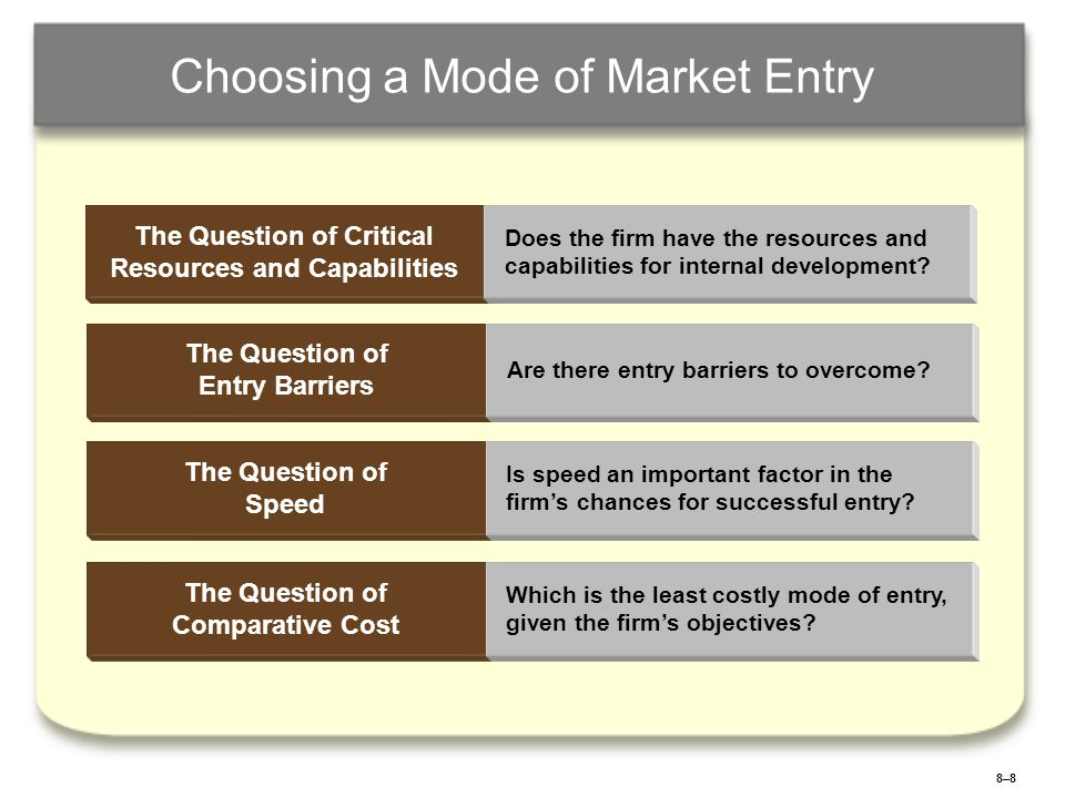 8–98–9 CHOOSING THE DIVERSIFICATION PATH: RELATED VERSUS UNRELATED BUSINESSES Related Businesses Unrelated Businesses Both Related and Unrelated Businesses Which Diversification Path to Pursue?
