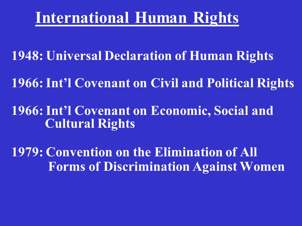 Where, after all, do universal human rights begin.