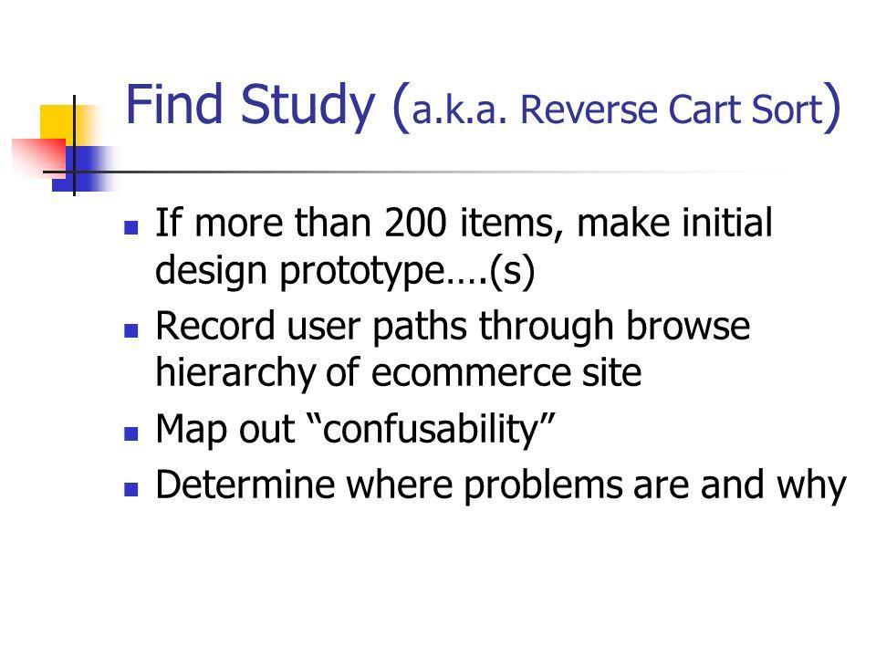Find Study