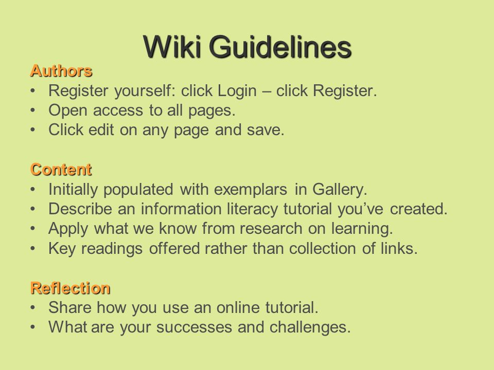 Wiki Content What are our top questions when designing instruction.