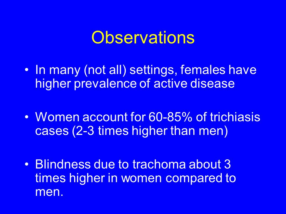 Is access to Surgery equal for men and women.Burden of need primarily for women Measurable.