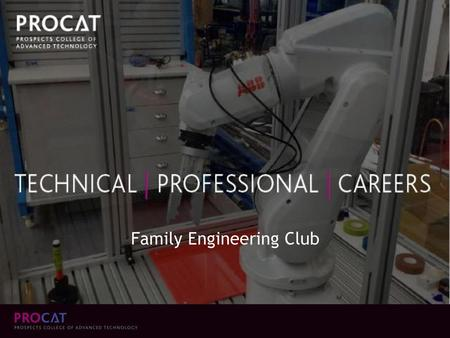 Family Engineering Club