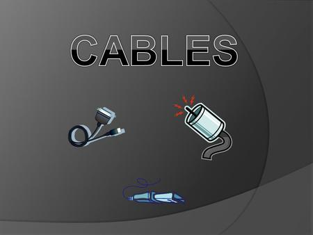 Power Cables - An assembly of two or more electrical conductors, usually held together with an overall sheath. The assembly is used for transmission of.