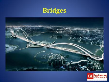 Bridges. Suspension Bridges A suspension bridge is a type of bridge which is built by suspending the roadway from cables attached to a master cable which.