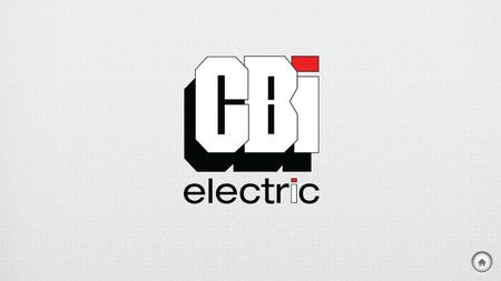 INTRODUCTION SHAREHOLDERS CBI-ELECTRIC AT A GLANCE COMPANIES.