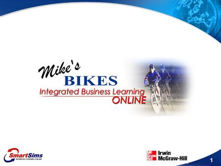 What is Mike's Bikes? Single-player version (SoloMike)
