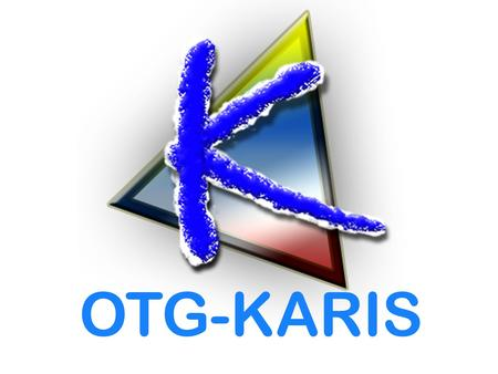 OTG-KARIS. The Company OTG-KARIS INTERNATIONAL COMPANY.