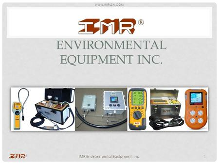 Environmental Equipment Inc.