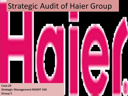 research on the diversity management in haier company Companies today spend millions of dollars on workplace diversity  research  has also shown that inviting non-managers to diversity and.