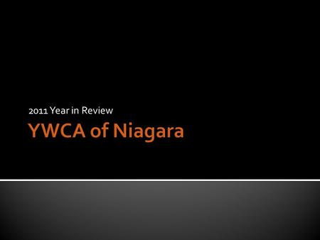 2011 Year in Review. In 2011, the YWCA Girls Sports program reached over 390 girls between the ages of 3 and 14. Classes were offered in soccer, basketball,
