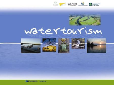 Case Study of the Midland Region SMEs and communities involved in water tourism and related activities.
