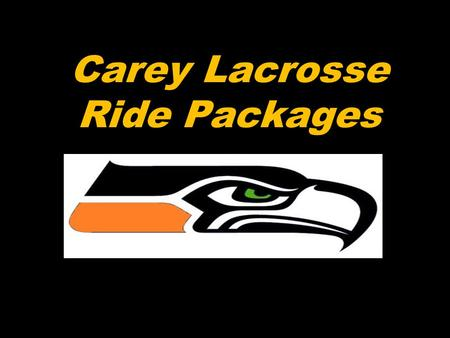 Carey Lacrosse Ride Packages. 10 MAN ZONE RIDE – LACROSSE 1. All players go hard to the ball when it is thrown in your area. They have NO responsibility.