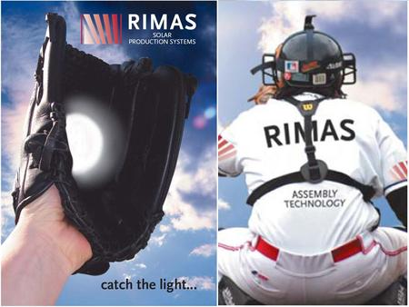 Examples. Rimas Assembly Technology Industry Partner of Bosch Rexroth for Advanced Assembly Technology.