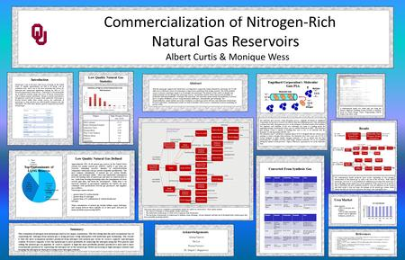 Natural Gas Reservoirs