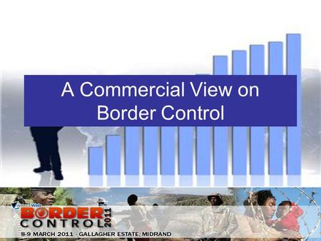 A Commercial View on Border Control. 2 Tsohle-Unicode.. Founded 1992 First PPP under new dispensation Contracts since 1995 Preferred private sector service.