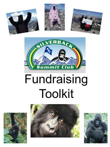 Fundraising Toolkit. Fundraising Instructions 1.Create an online fundraising page by visiting https://secure.getmeregistered.com/SSCMembership. https://secure.getmeregistered.com/SSCMembership.