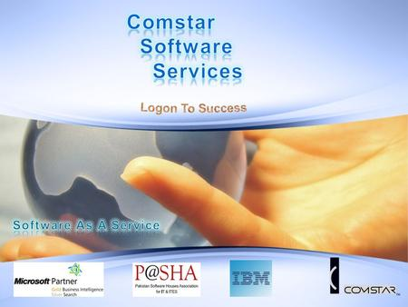 Comstar Software Services Logon To Success Software As A Service.