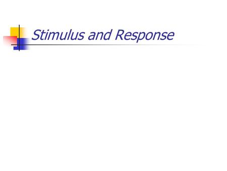 Stimulus and Response. Simple Stimulus Verifying the Output Self-Checking Testbenches Complex Stimulus Complex Response Predicting the Output.