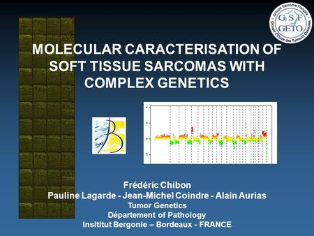 MOLECULAR CARACTERISATION OF
