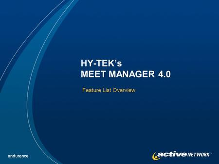 hy tek meet manager guide